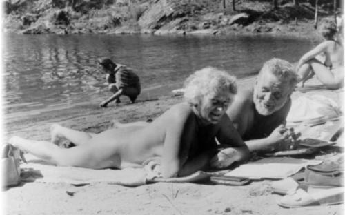 """""""Paradisbukta"""" i Moelven 1980"""