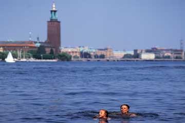 bada stockholm
