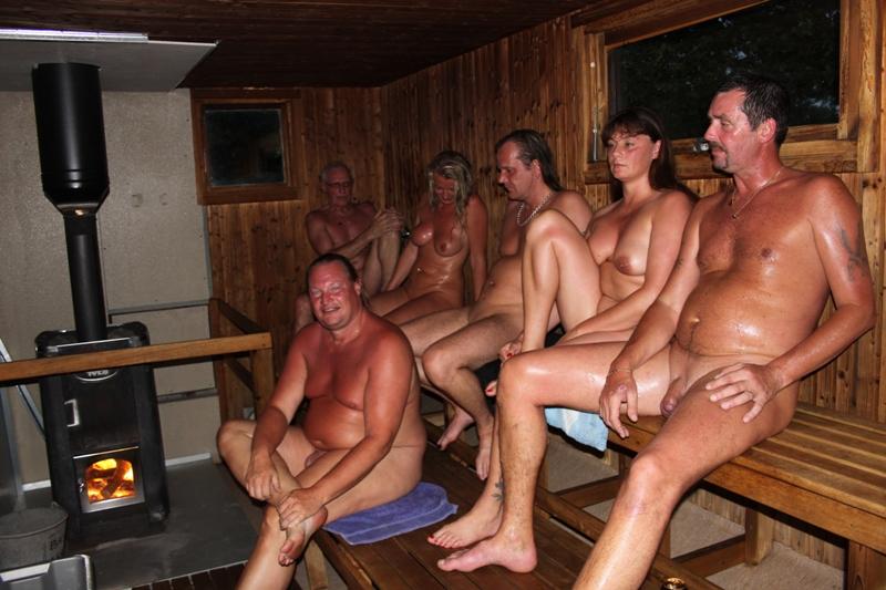 Nudist i sverige